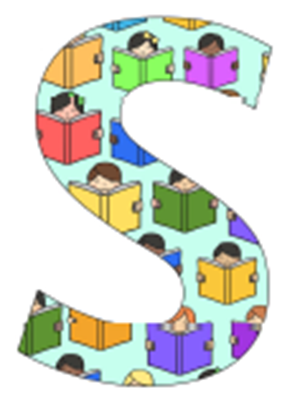 S is for Surprise readers